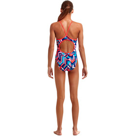Funkita Diamond Back Badeanzug Mädchen broken arrow